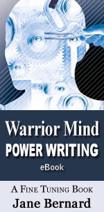 Warrior Mind by Jane Bernard